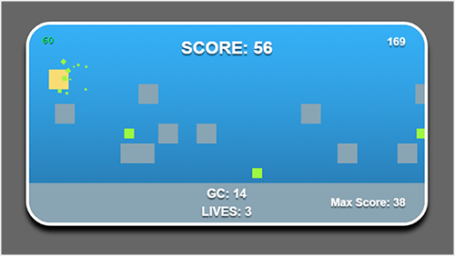 Haxe Phaser game